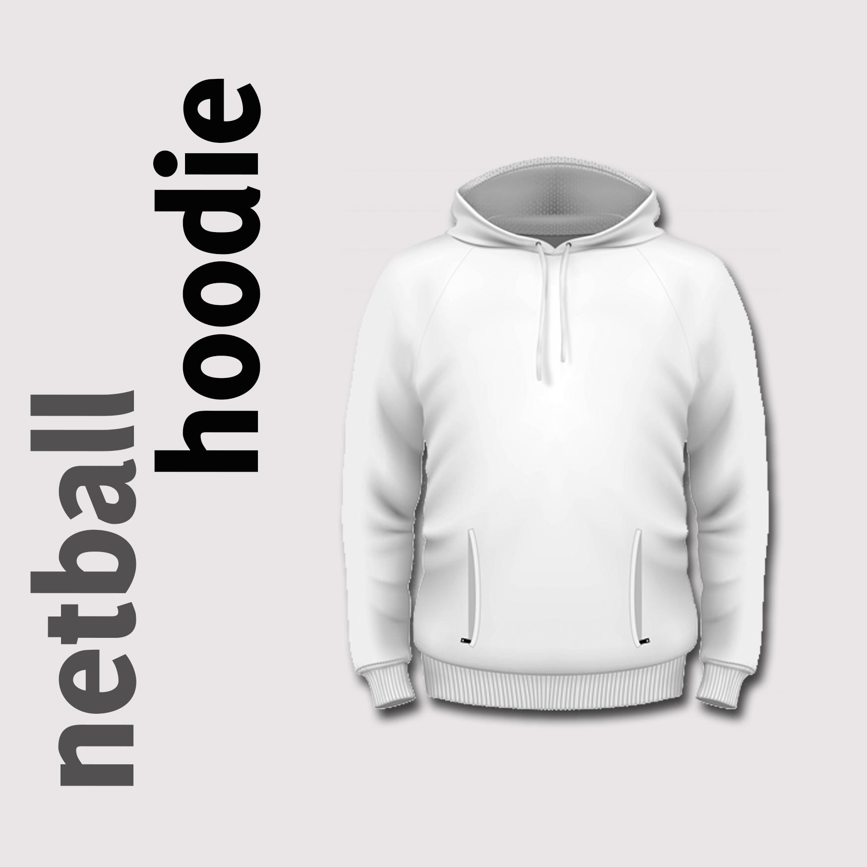 Netball hoodie