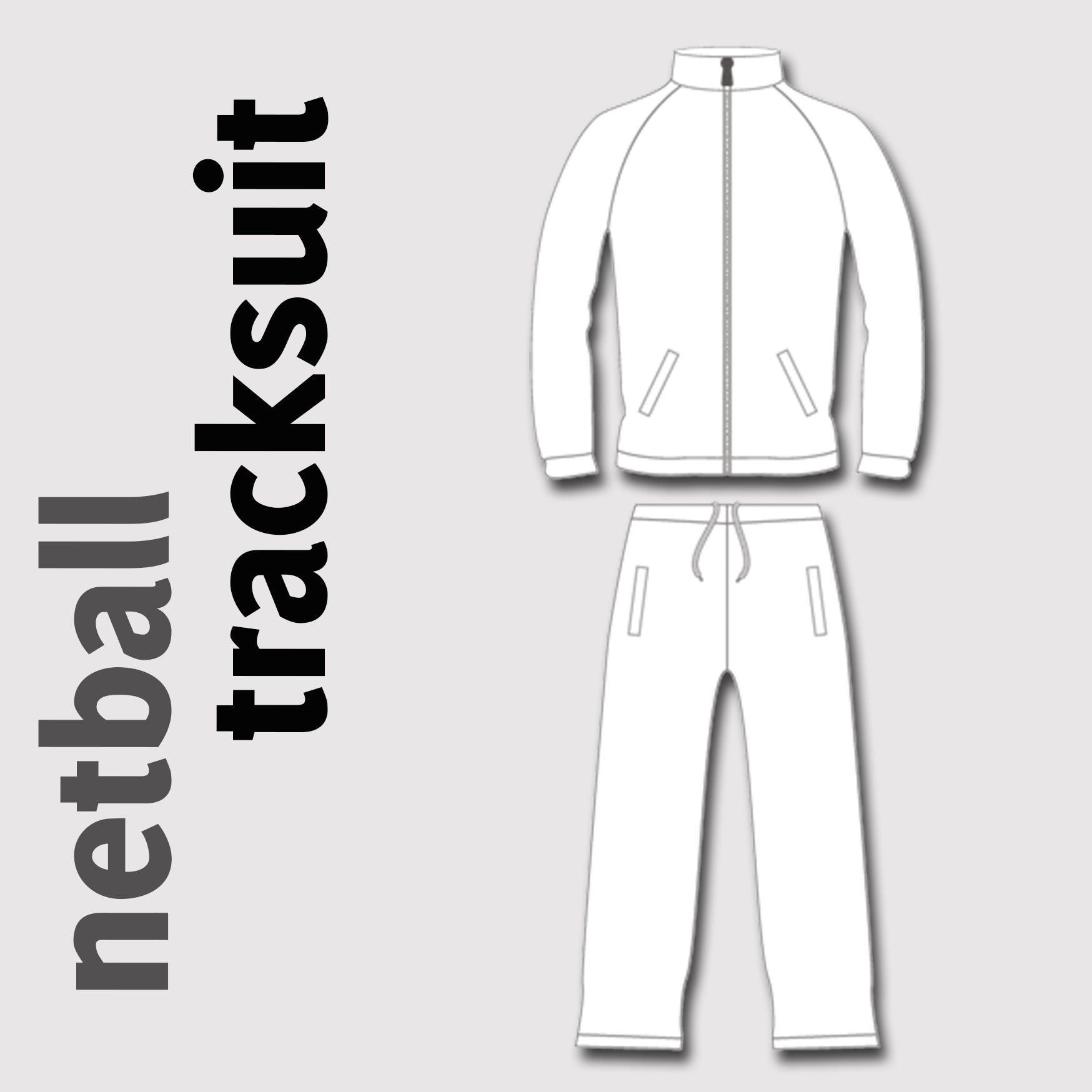 Netball tracksuit